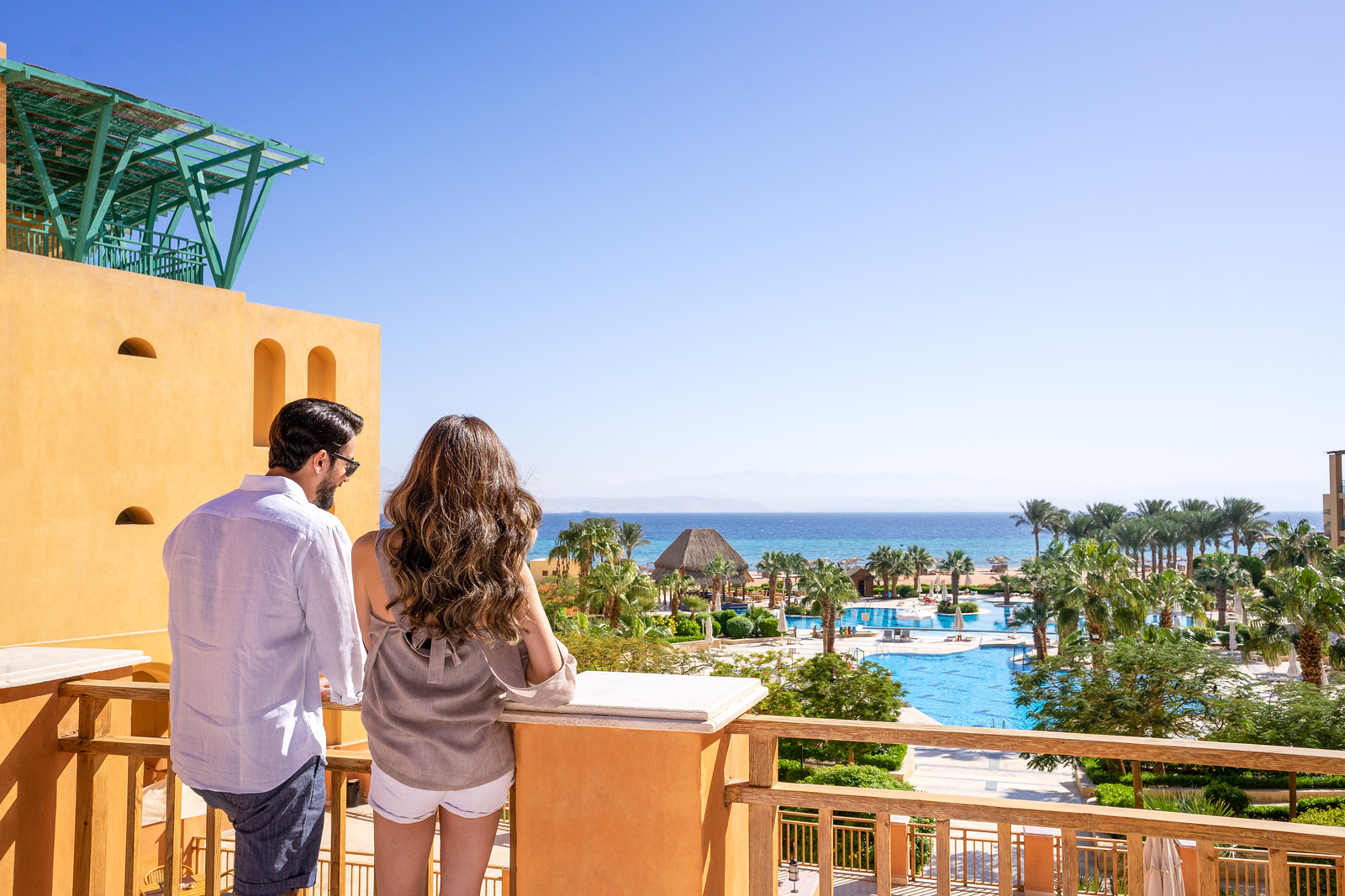 Stay Longer And Save at Taba Heights Resorts In Sinai Egypt