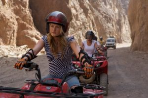 A quad biking tour at the heart of Sinai Mountains in Taba Heights Resort