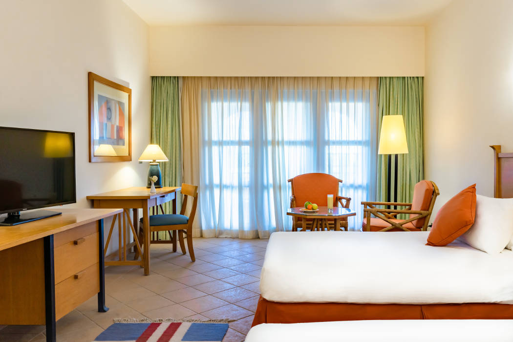 Strand Beach and Golf Resort Taba Heights - Room - Garden view