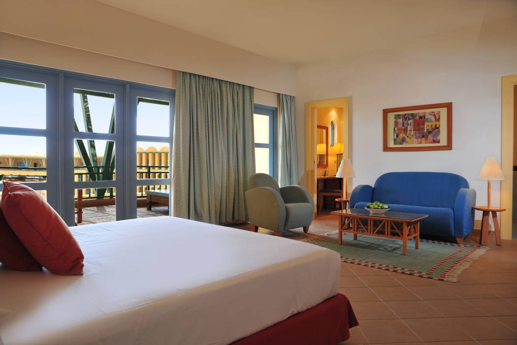 Strand Beach and Golf Resort Taba Heights - Room - Junior Suite