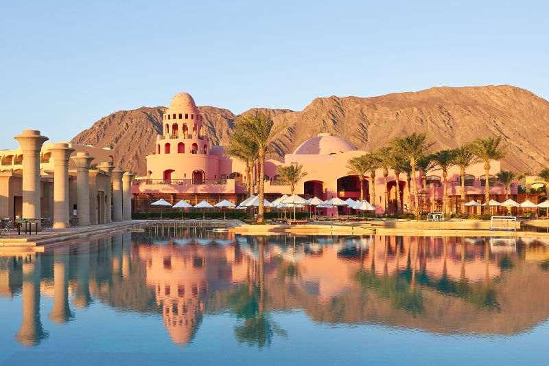 Mosaique Beach Resort hotel Taba Heights Sinai