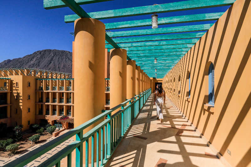 Accessibility - Strand Taba Heights - Sinai Egypt Hotels