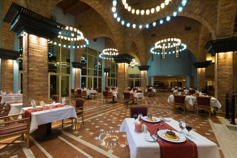 Al Andalus Restaurant at Bayview Resort Taba Heights