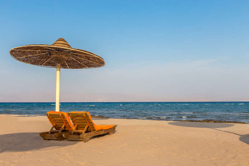 Beach View at The Bayview Taba Heights Sinai Egypt