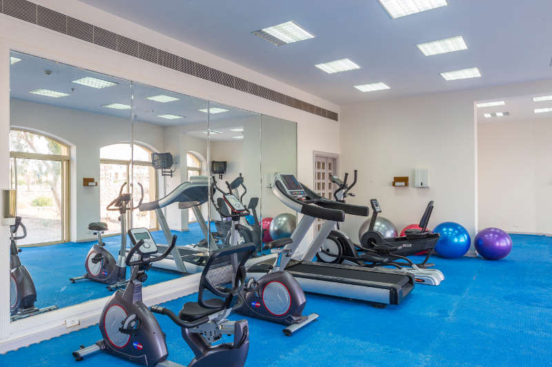 Gym & Fitness Center At The Bayview Taba Heights Resorts In Sinai Egypt