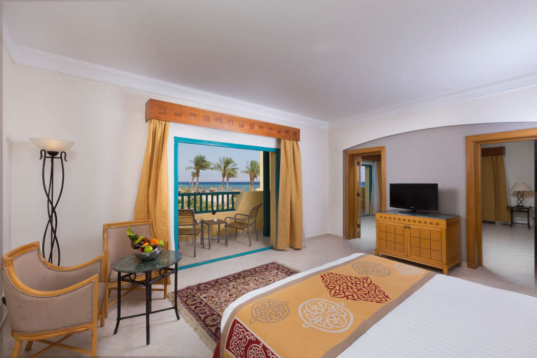 Junior Suite Room at The Bayview Taba Heights Sinai