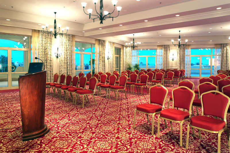 Business & Meeting Rooms at The Bayview Taba Heights Sinai