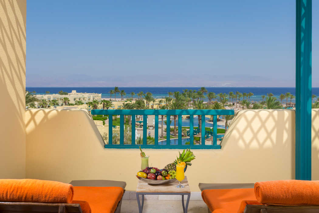 Deluxe Suite at The Bayview Taba Heights Sinai