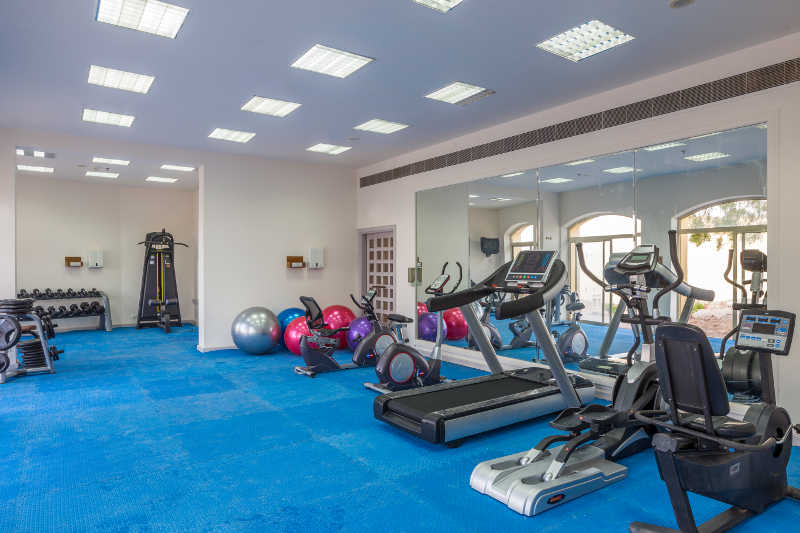 Fitness Center & Gym at The Bayview Taba Heights Sinai